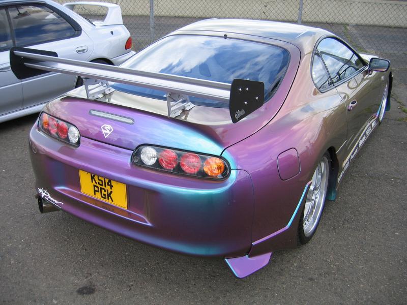 Покраска авто в другой цвет своими руками