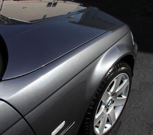 Покраска авто в металлик