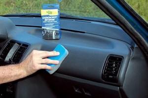 Полировка пластика автомобиля