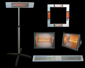 Инфракрасные светильники
