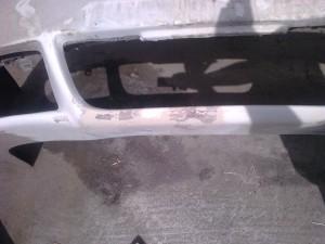 Ремонт бампера из стекловолокна