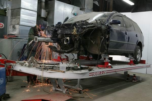 авто ремонт сварка