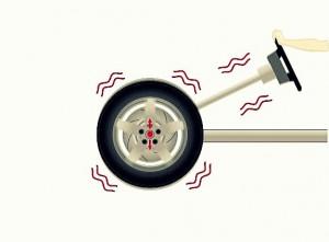 Вибрация по кузову на скорости
