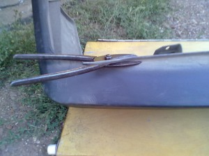 Автомобиль ваз 21099 ремонт кузова