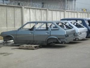 Машины с кузовом как у ваз 2108