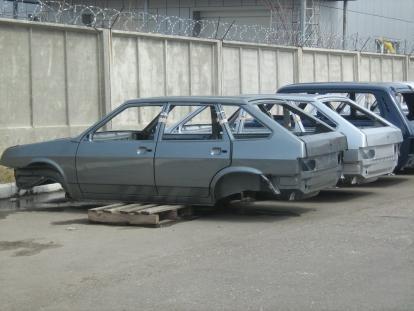 купить кузов ваз 2114 в тольятти цена 3 комплектации