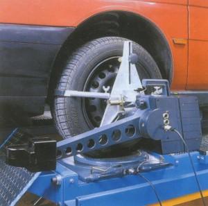 Геометрия и размеры кузова ваз 2110: измерительная установка