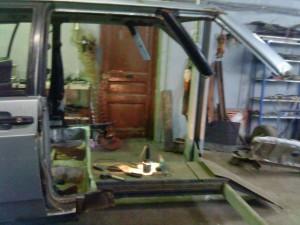 Ваз ремонт кузова 2108