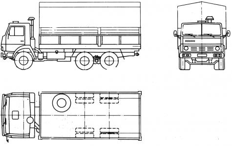Камаз - 5320