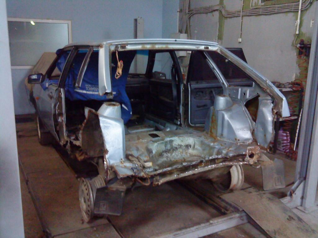 Картинки: Система технического обслуживания и ремонта ВАЗ-2109 (Картинки)
