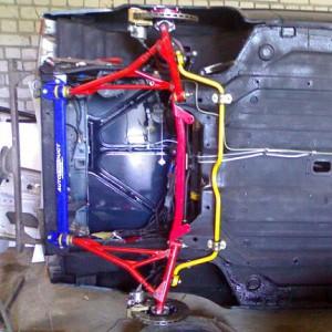 Усиление кузов ваз 21099