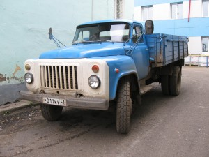 Газ 53А