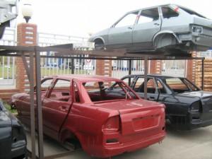Ваз 2114 кузов 3 комплектации