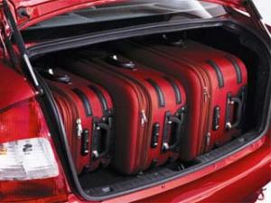 Удобный багажник