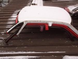 Крыша Ваз 2110 и ее замена