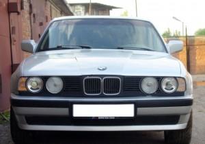 "БМВ с кузовом е34 ""5-серии"""