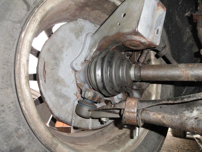 audi 100 c4 ремонт передней подвески