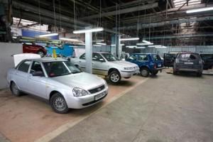 Центры кузовного ремонта лада