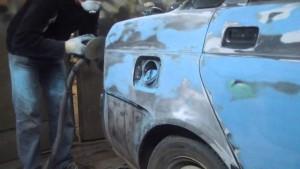 Кузовной ремонт lada