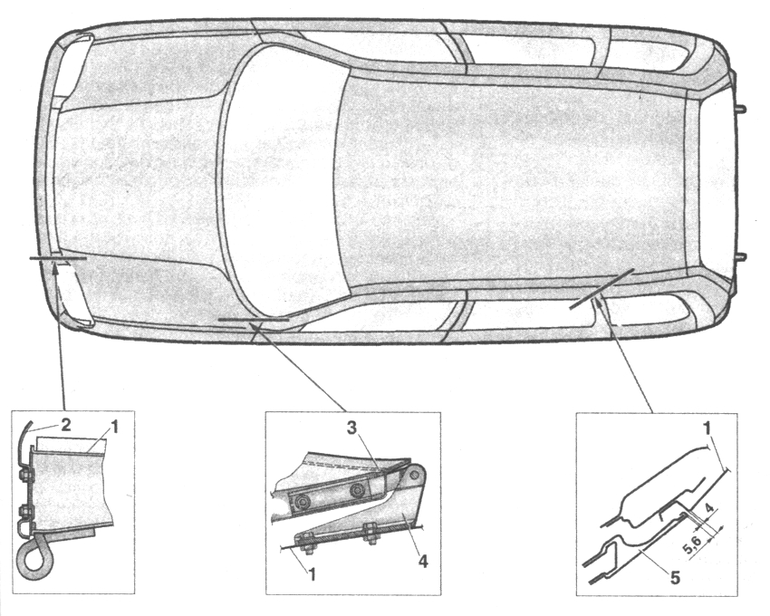 Инструкция по антикоррозийной обработке шевроле нива,кузовные детали