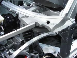 Металл кузова баварца