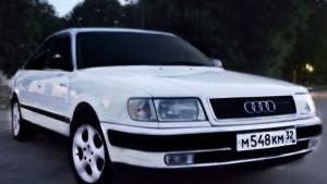 Audi 100 с двигателем на 2.0 л