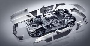 Детали кузова Тойота