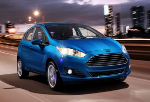 Форд Фиеста в новом кузове
