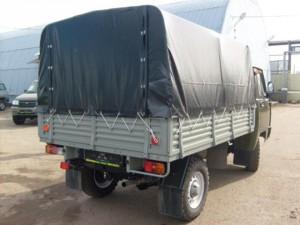 Металлический кузов 3303