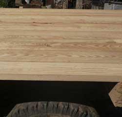 Ремонт деревянного кузова 3303