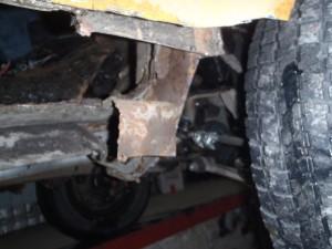 2121 ремонт кузова