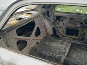 Капитальный ремонт кузова 24