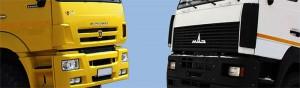 Популярные грузовики