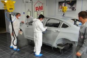 Привлечение клиентуры в кузовной ремонт