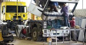 Восстановление и ремонт крупноразмерной техники