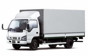 Исузу грузовик