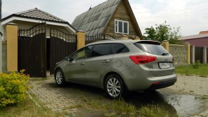 Kia ceed название модели