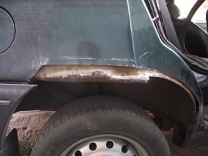 Восстановление кузова