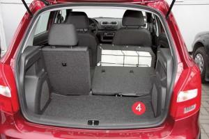 Багажник чешского авто