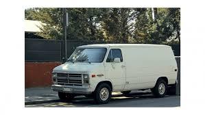 Кузов фургон от Шевроле типа Van