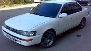 Corolla 100 1992 года