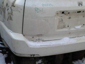 Крышка багажника СРВ