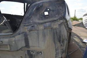Ремонт панели кузова Opel