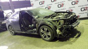 Восстановление кузовов Хонда
