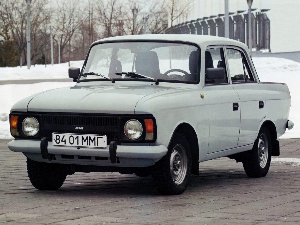Москвич 412ИЭ