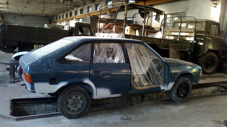 Москвича 2141 ремонт своими руками