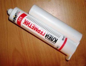 Эффективный клей герметик