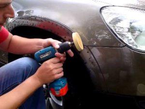 Как срезается герметик с кузова