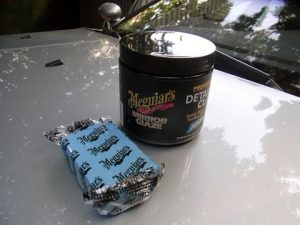 Пластилин для очистки кузова