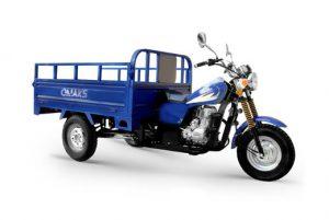 Китайский грузовой мотоцикл